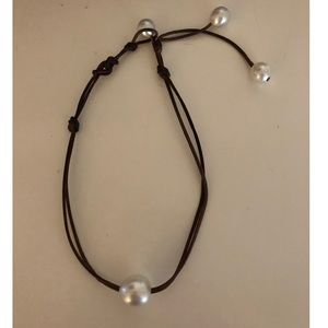 Wendy Mignot Fresh Water Pearl necklace .